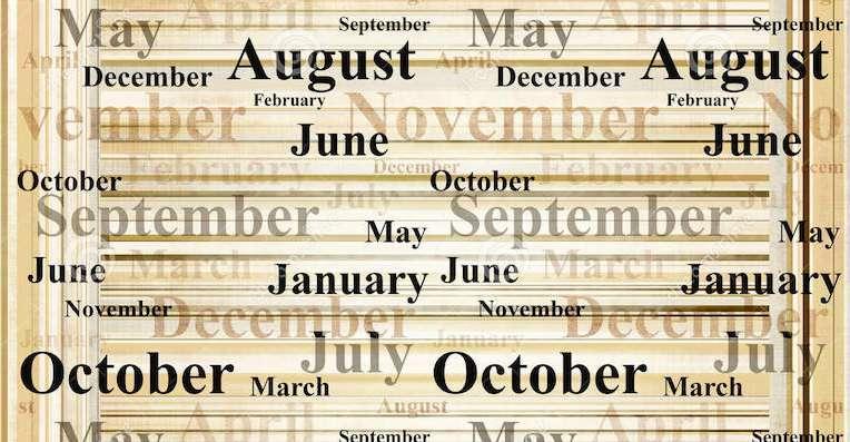 Matrimonio a tema: 12 idee. Una per ogni mese dell'anno!