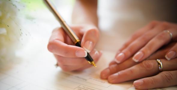 Hai tutti i documenti che ti servono per sposarti?