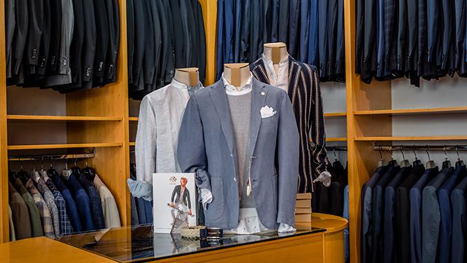 Abbigliamento Uomo Guardiagrele di Aleandro Pica