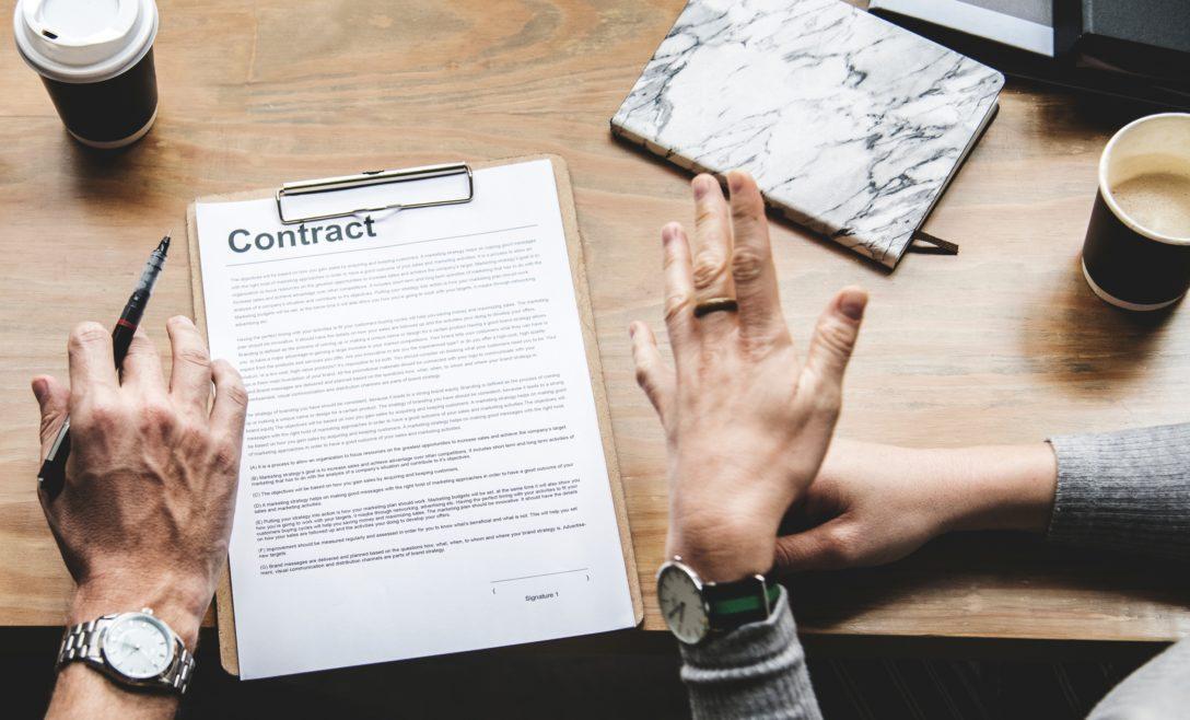 Il contratto con i fornitori: tutto quello che devi sapere!
