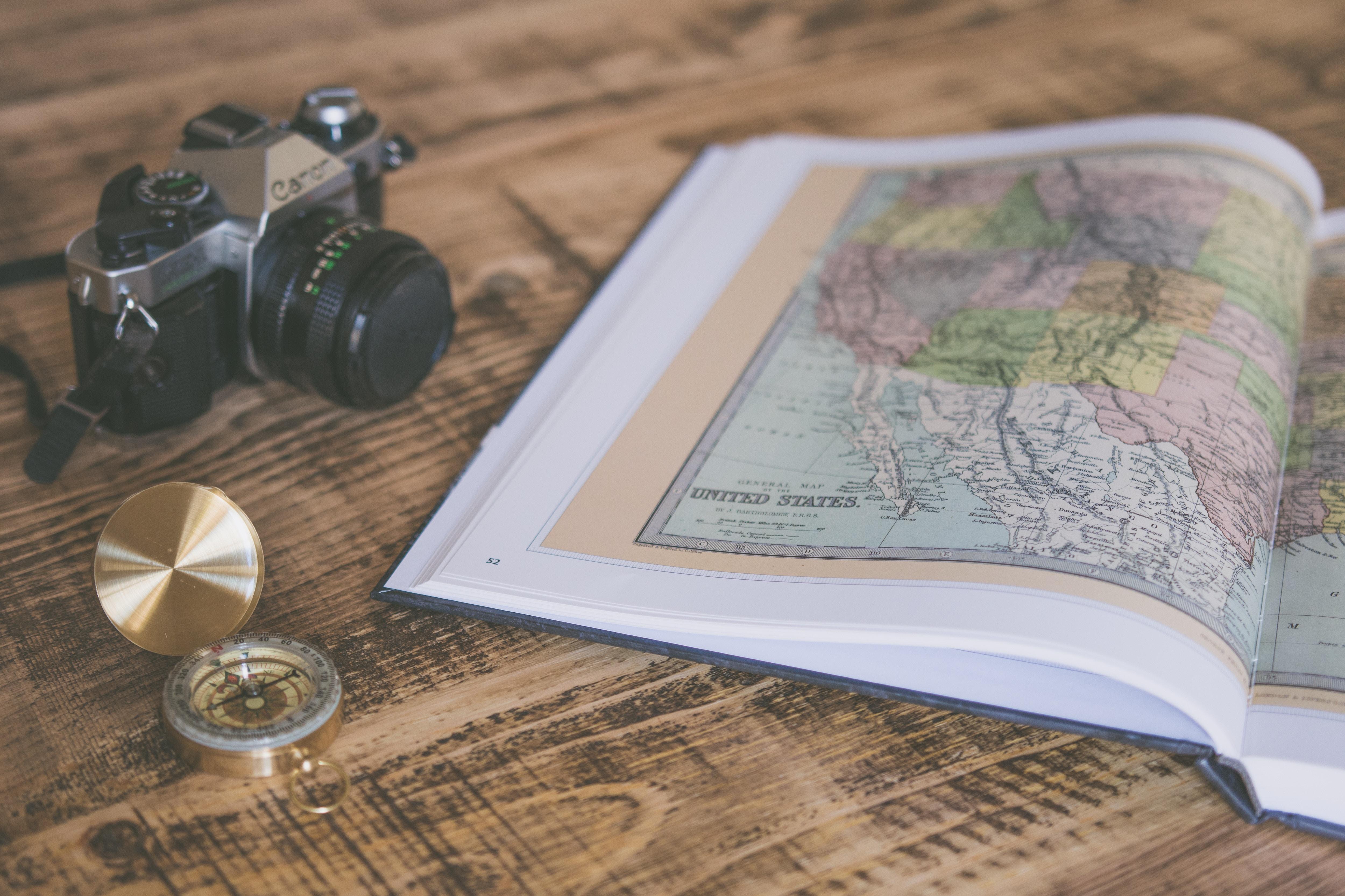I 5 steps per organizzare il tuo viaggio di nozze